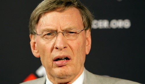 Bud Selig To Step Down After 2012 Season