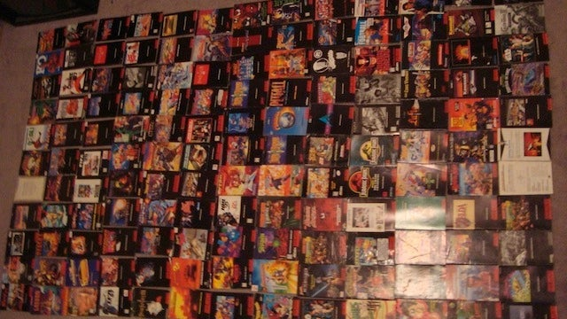 You Can Buy Every Super Nintendo Game For Just $25,000
