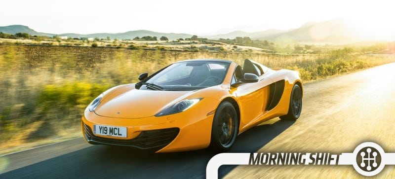 The McLaren MP4-12C Is Dead, Long Live The 650S