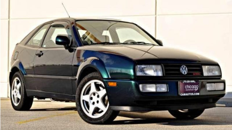 Used Car Face Off: Battle Of The Euro Coupes, '90s Style