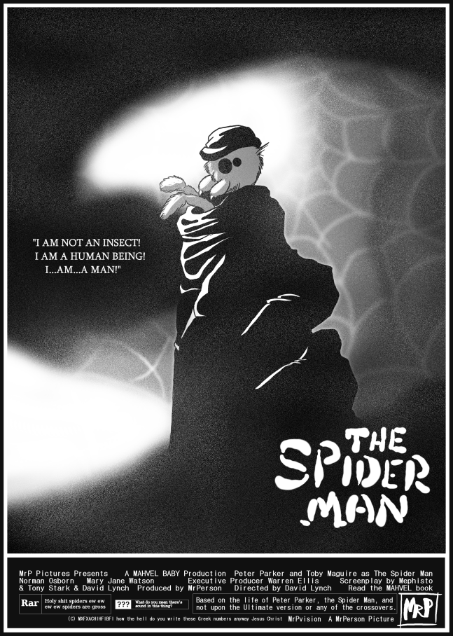 What if David Lynch directed Spider-Man?