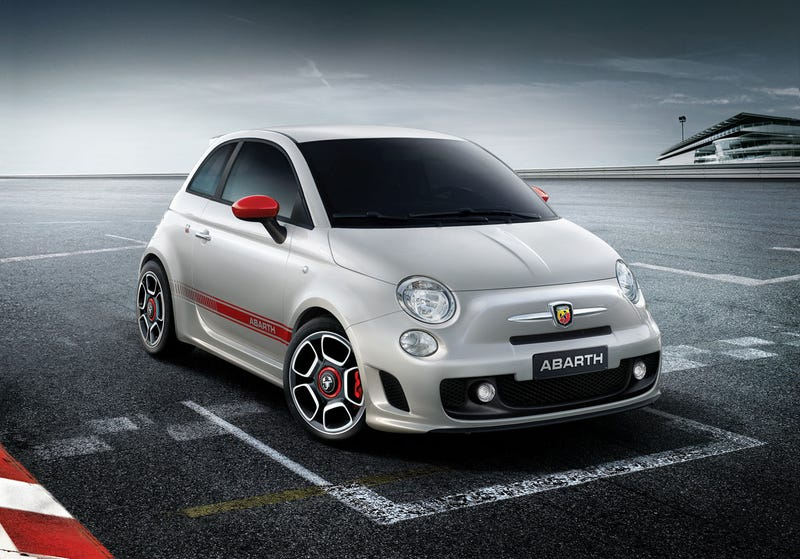This is the problem I have with the Abarth and many like it..