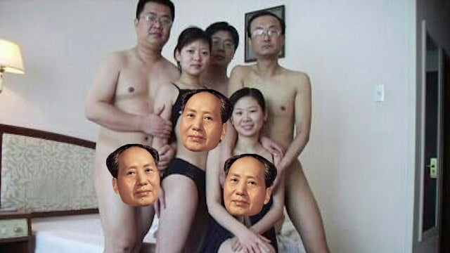 China Censors Totally Awesome Communist Officials Orgy Picture Scandal