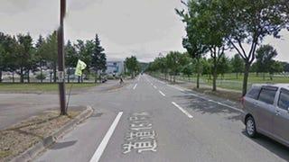 La última del coche de Google Street View: lo para la policía japonesa