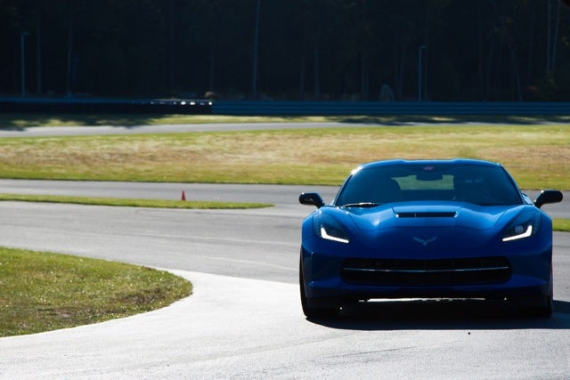 My Day with Thirty Seven Stingray Corvettes.