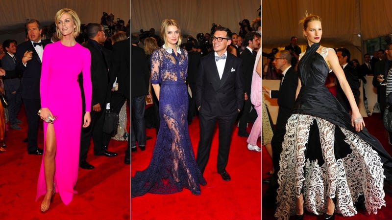 The Best (And Strangest) Looks From The Met Ball Red Carpet