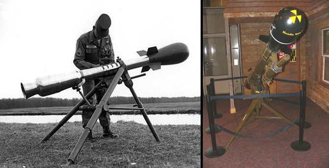 From Bat Bombs to Goo Guns: Crazy Military Experiments