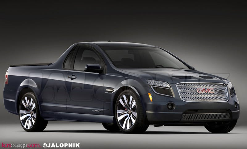 GM Considering Zeta RWD Platform For Other Brands: GMC Denali ST?