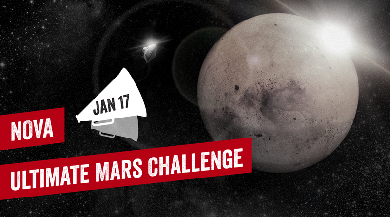 Explore The Curiosity Rover in Nova: Ultimate Mars Challenge