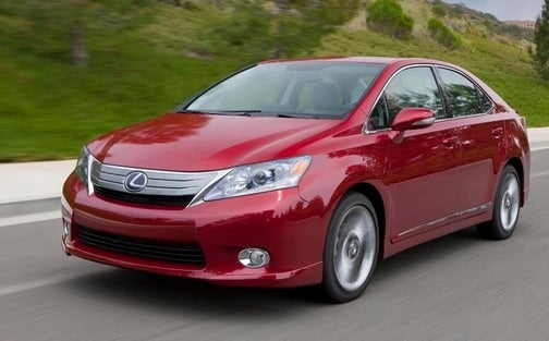 2010 Lexus HS250h Hybrid Starts At $34,200