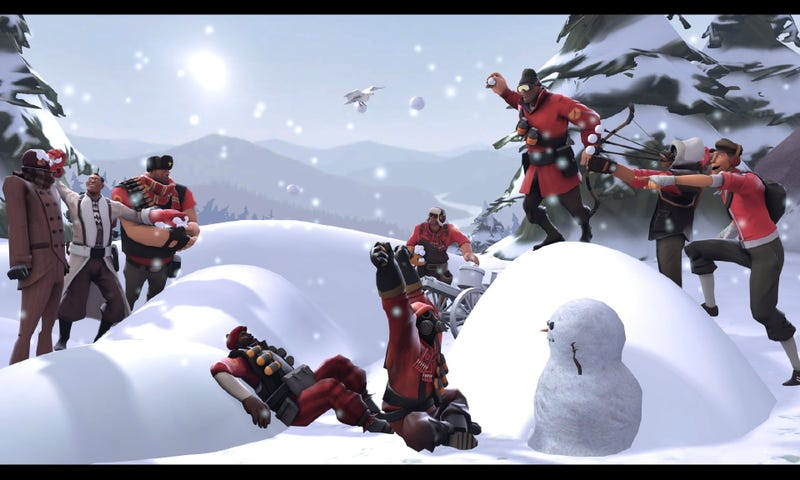 How about some Team Fortress 2?