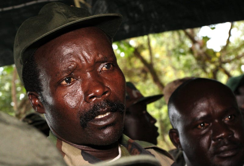 It Worked: Infamous Warlord Joseph Kony In Talks to Surrender