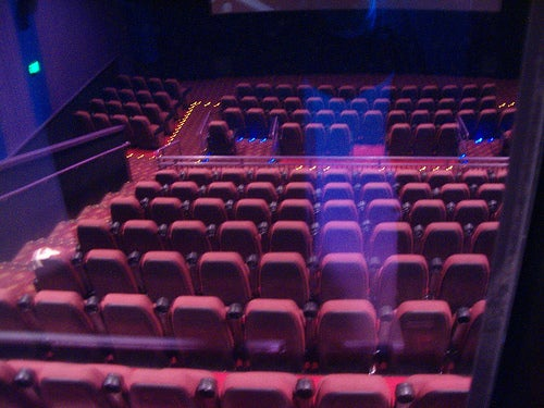 Get Ready For Movie Theaters That Watch You