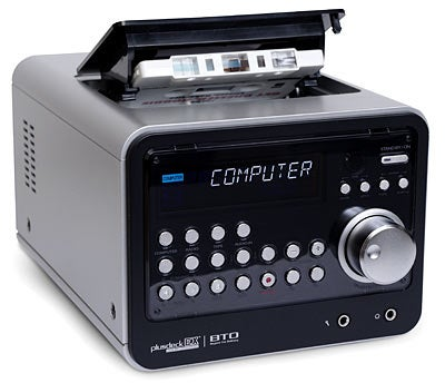Audio Ripping Cassette Deck Lets You Record Analog to Digital, and Digital to...Analog?