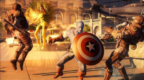 Marvel Ultimate Alliance 2 Hands-On At Comic-Con