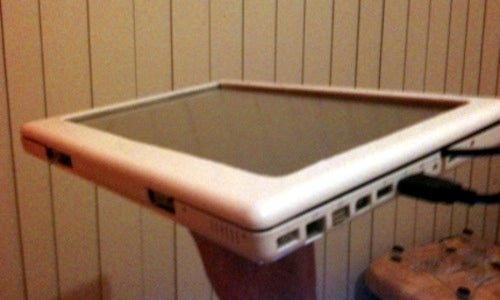 Turn a MacBook into a Tablet for $50