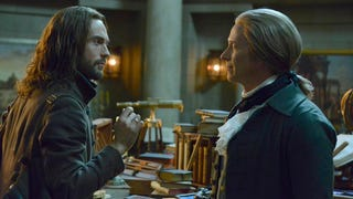 <i>Sleepy Hollow</i> Hopes You Like Thomas Jefferson And/Or Holograms