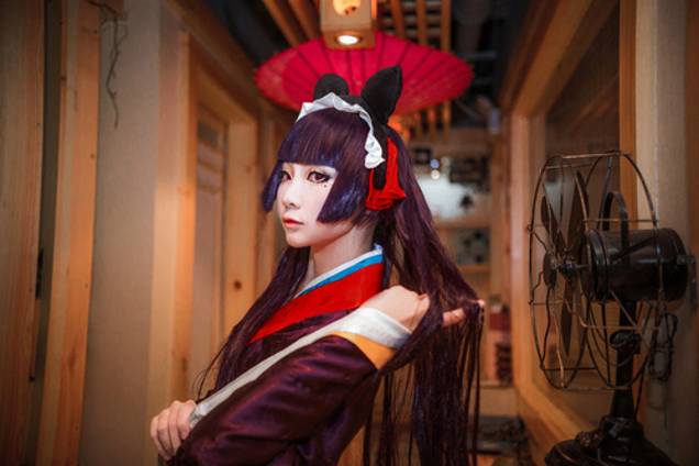 The Oreimo Kuroneko Cosplay You Can't Sexually Harass Anymore