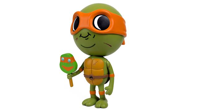 10/20/2014: They Got The Ninja Turtles Ice Cream Just Right