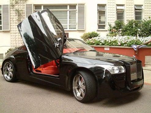 DC Design Rolls Royce Coupe (Rolls Royce Silver Spirit III)