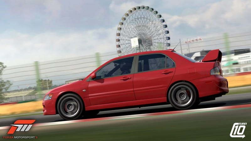Forza 3 Updates Car List, Gives Us More Hot Screen Shots