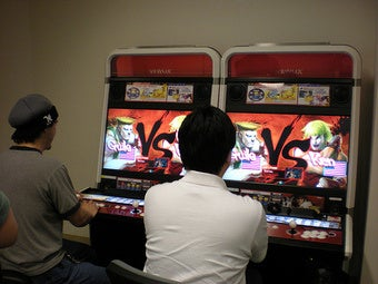 No Arcade Street Fighter IV for U.S.