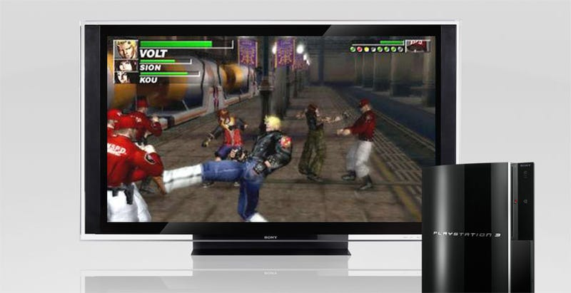 Sony Patents Method To Emulate PS2 On PS3