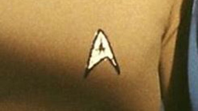 Sunday Musings - Why is this the Starfleet badge?