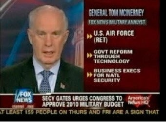 Fox News' Mercenary Campaign Against Military High Command