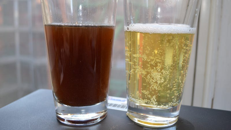 Can You Turn Cheap, Shitty Beer Into Good Beer?