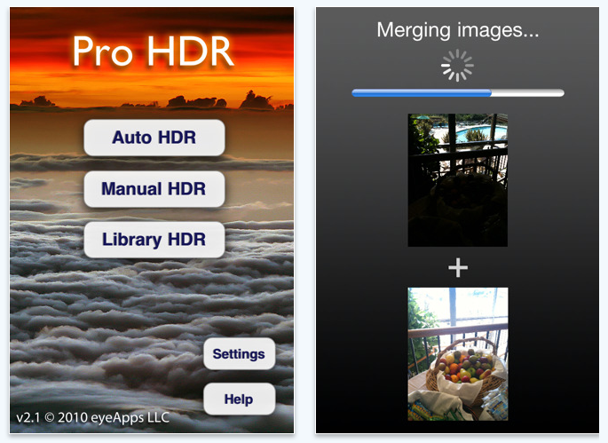 How to Enable HDR Photography on Your iPhone 3GS