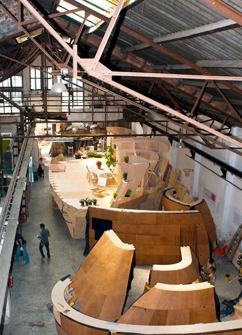 Fab Lab House Gallery