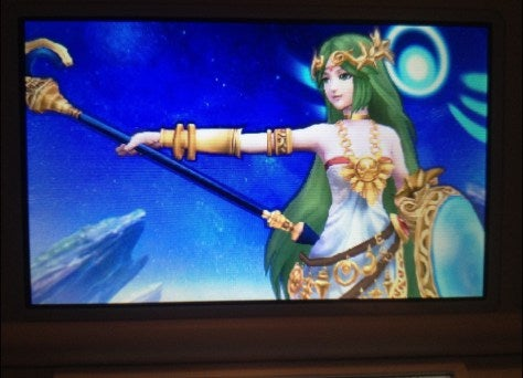 Smash Leak of the Day?! - The Goddess of Light