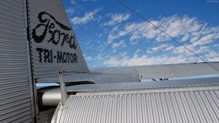 Flying History: Ford Trimotor NC8407