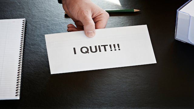 An Employer's Opinion on How To Quit Your Job
