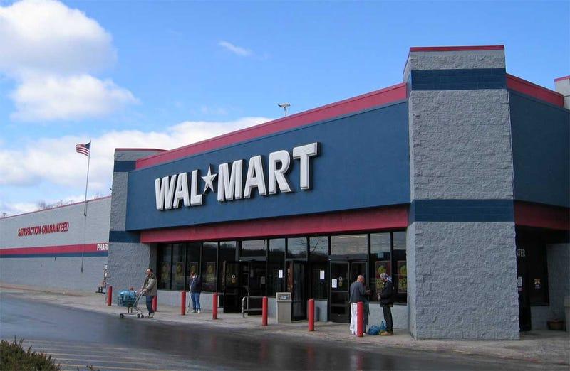 Walmart car dealerships? It could happen...