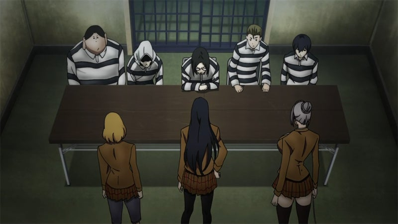 Prison School is Ridiculous and Fun