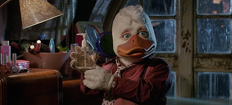 Howard the Duck Terrified Me As a Kid