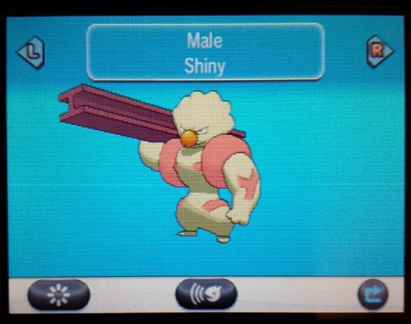 Pokemon Regret: The KO'd Shiny