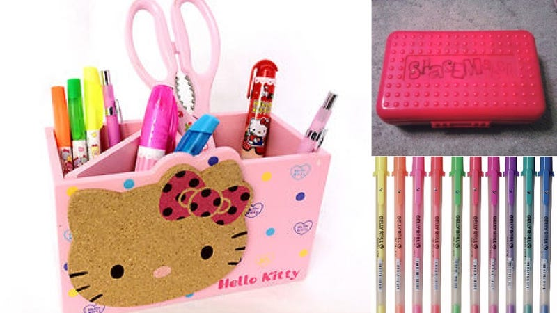 Let's List the Most Satisfying School Supplies