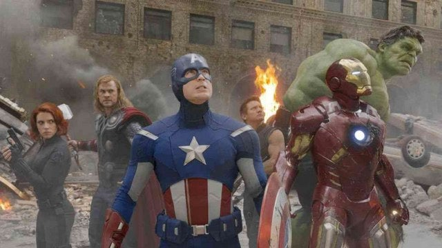 Why the Avengers don't say their most famous catchphrase in The Avengers