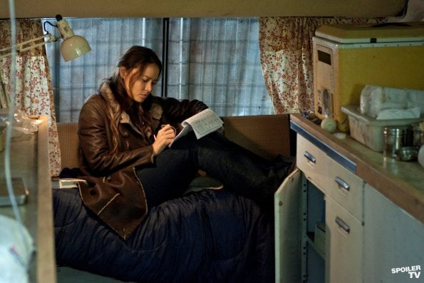 """Promo Pics From Falling Skies #203: """"Compass"""""""