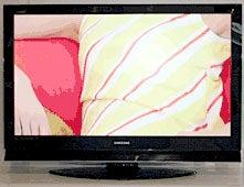 Samsung LED-Backlit LCD TV Coming Next Month