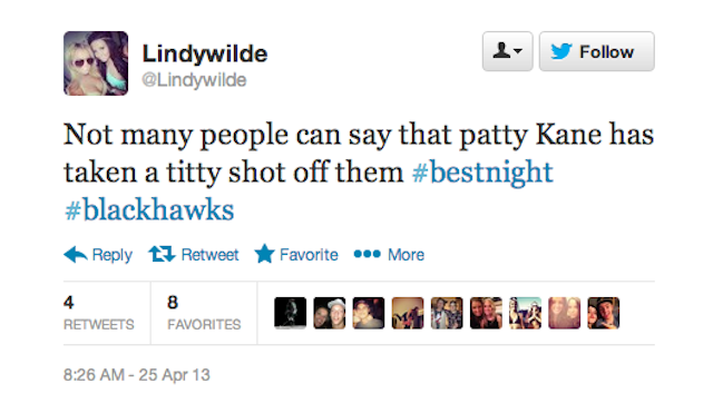 This Tweet About Patrick Kane Could Not Be More Inaccurate