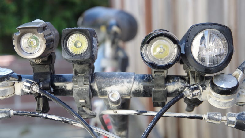 The Best Bike Light For Less Than $100
