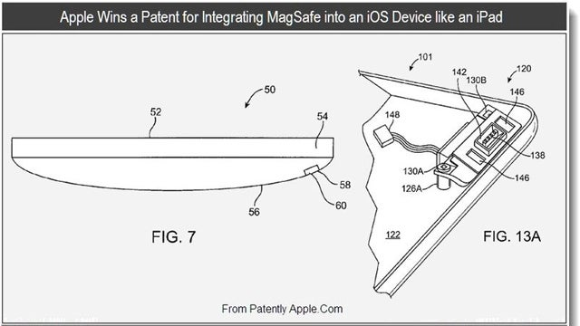 Did Apple Just Win a MagSafe Patent Application For iOS Devices—Or Something Else?