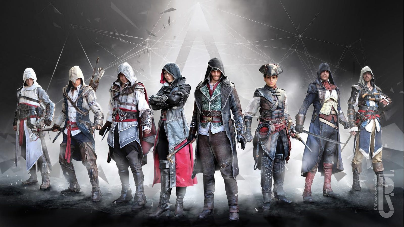 Assassin s creed character mods xxx video