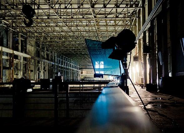 Resident Evil: Retribution Set Photos Gallery