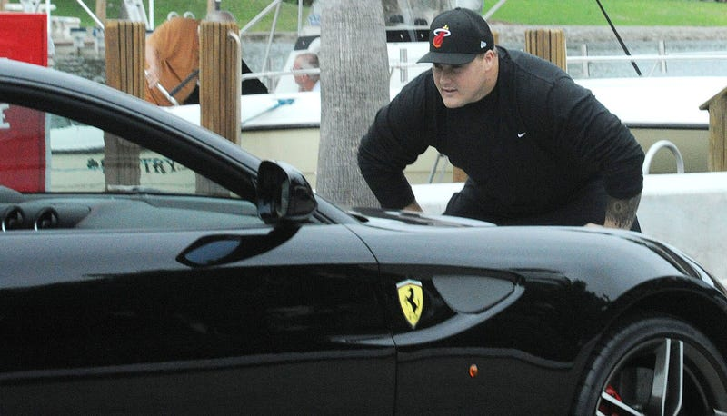"""Richie Incognito On Beating Up His Car: """"That Was Just Me Venting."""""""
