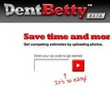 DentBetty Generates Car Repair Estimates from Damage Photos